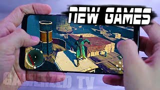 Top 10 New Games for Android/iOS  in 2018 || High Graphics Games