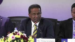 SLC Extraordinary General Meeting – 07/01/2018 - Press briefing