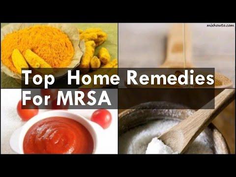 Home Remedies For MRSA - YouTube