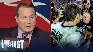 Eric Mangini on the reported divide between Brady, Belichick and Kraft | FIRST THINGS FIRST