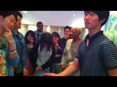 Helping Hands at Joyce Gordon Gallery : Oakland Digital