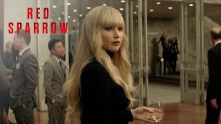 "Red Sparrow | ""Determine Weakness. Extract Information."" TV Commercial 