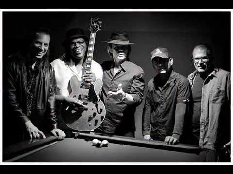 """The Blues Rebels  - """"Living the dream"""""""