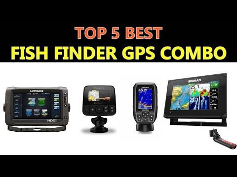 Best Fish Finder GPS Combo 2020