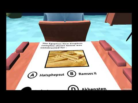 Classroom Aquatic Gameplay and Commentary