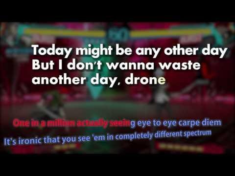 Break Out Of... [Karaoke-style lyrics][Persona 4 Arena Ultimax]