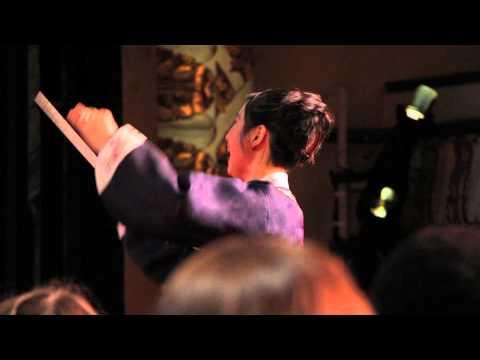 Eatnemen Vuelie - One World 2014: Pearson College Choir