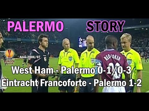 [Palermo Story] Palermo in Europa League 2006/07