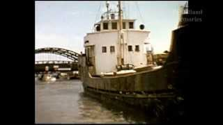 Norfolk Broads Holiday on Gulf Stream 1979