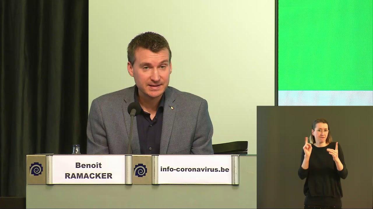 Coronavirus (Covid-19): Persconferentie Update Van 27/04