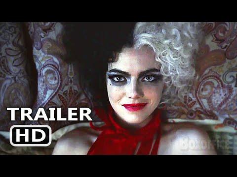 El tráiler de Cruella con Emma Stone como protagonista está enloqueciendo Internet ¡Dale play!