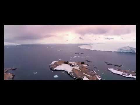 Antarktika'nın ötesinde yeni kıtalar var  İşta ispatı!