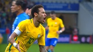 Neymar vs Paraguay (H) 16-17 – World Cup Qualifiers HD 1080i by Guilherme