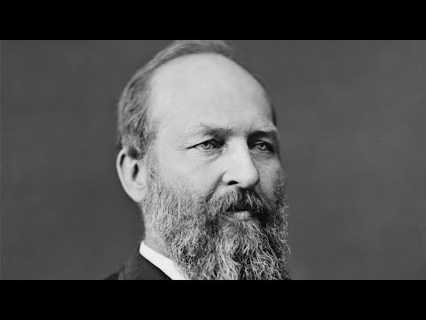The James Garfield Song