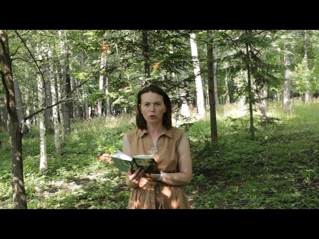 Изображение предпросмотра прочтения – ЛарисаВахонина читает произведение «Сжала руки под темной вуалью» А.А.Ахматовой