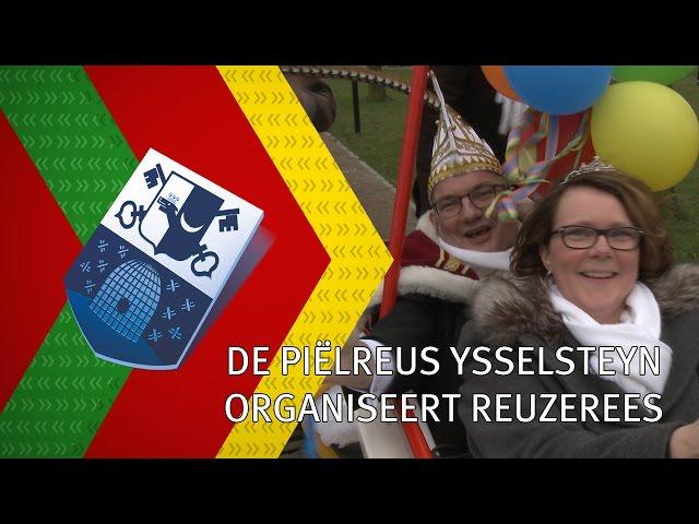 De Piëlreus organiseert ReuzeRees - 28 februari 2017 - Peel en Maas TV Venray
