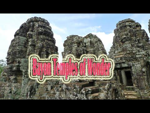 khmer travel 2015 | travel video | Visit Angkor Wat and Bayon Temples, cambodia travel 2015