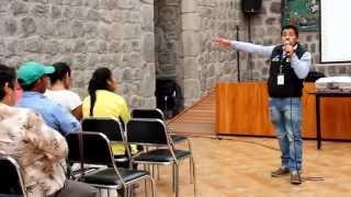 ARCSA capacitó a vendedores de alimentos en el cantón Baños 2017 Video