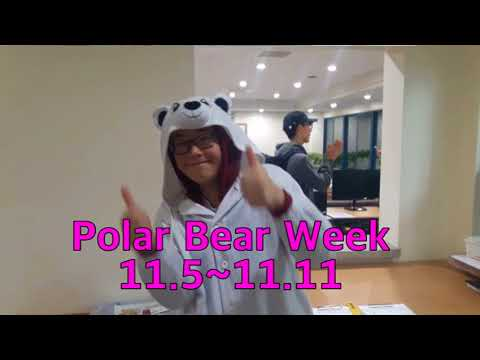 Polar Bear Week is Coming!  상산고 영어 수행평가