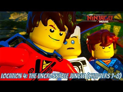 The LEGO Ninjago Movie Video Game - Location 4 The Uncrossable Jungle (Chapter 7-8)