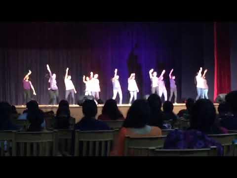 Adichunchanagiri institute of medical science dance 3