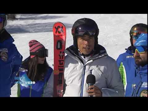 Neve d'Abruzzo - Roccaraso 23 gennaio 2020