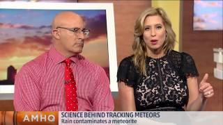 Science Behind Tracking Meteors