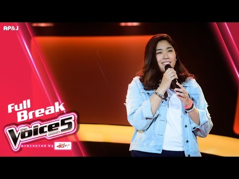 Blind Auditions - Full - (สำรอง) - วันที่ 09 Oct 2016 Part 3/6