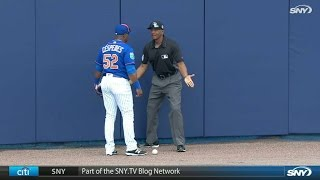 HOU@NYM: Reed hits an inside-the-parker on miscue