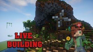 🔴 Creative Building! | Finishing the Jungle Island! #5