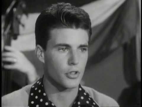 Ricky Nelson~Young Emotions-New Video - YouTube