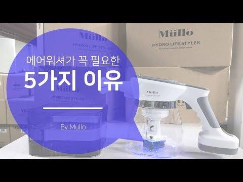 Hydrogen Water air clean,The best portable airwasher - Hydro Air Washer