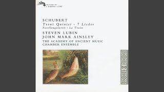 Schubert: Der Jüngling am Bache, D. 192