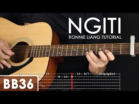 Ngiti - Ronnie Liang Guitar Tutorial