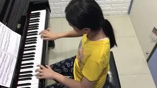 Bach Invention No.8