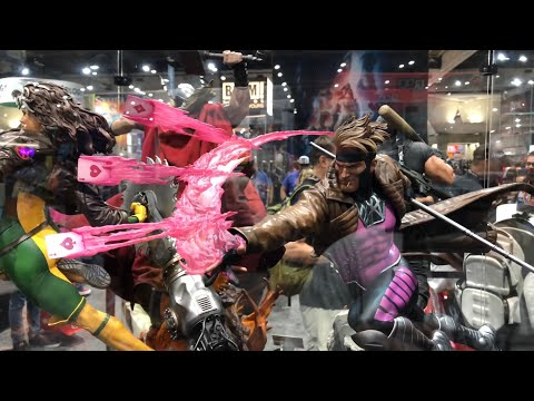 San Diego Comic Con 2019: The Statues!