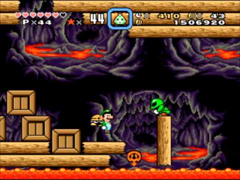 Luigi and the Island of Mystery (9) Difficulty of the Surprising Kind