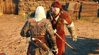 Assassin's Creed Unity Edward `s Outfit vs Women's March  Ultra Settings