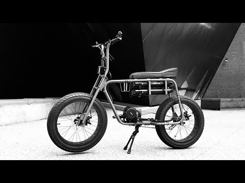 Lithium Cycles /// SUPER 73 - A Minute and a Half of Super 73ing San Francisco Financial District