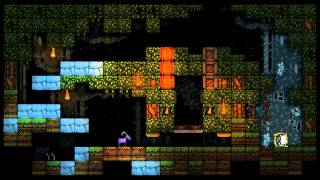 Escape Goat 2 - All Secret Rooms - S-1