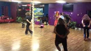 Halloween Zumba Psycho Killer Ending with Nargis Dance Rout Thumbnail