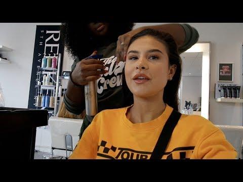 New designer bag 😍 - LA Sisters Vlog 52