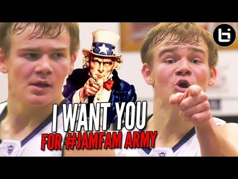 Mac McClung NASTY 40 Piece!! Relentless with the World Watching LIVE!