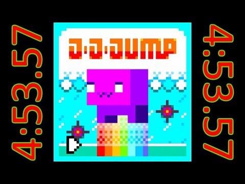 Nitrome J-J-Jump RTA Speedrun In 4:53.57 *WR*