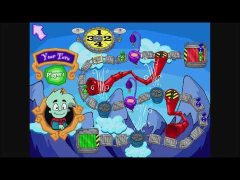 Pajama Sam: Games to Play on Any Day - Part 5 - Fans & Teleporters (Gameplay/Walkthrough) |