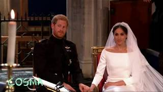 Royal Wedding in 60 secondi