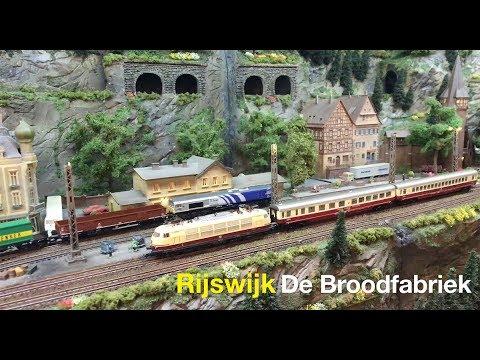 nederlandse modelspoordagen 2018 youtubeNederlandse Modelspoordagen #8