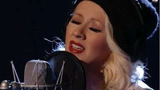 "Christina Aguilera ""Say Something"" on ""The Voice"" & Matthew Schuler ""Wrecking Ball"" 5x14 VOICE CAP"