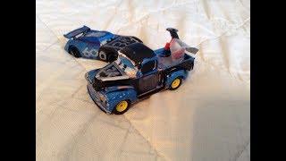 Cars Adventures 7-13- Speedy Spoiler