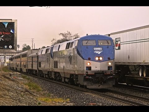 Amtrak Sunset Limited train #1
